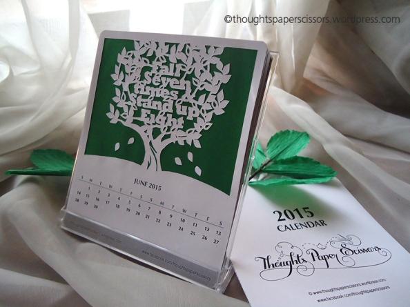 June 2015 Monthly CalendarProject